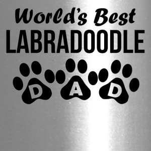 World's Best Labradoodle Dad - Travel Mug