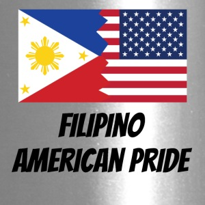 Filipino American Pride - Travel Mug