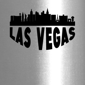 Las Vegas NV Cityscape Skyline - Travel Mug