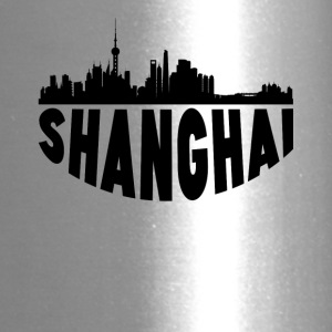 Shanghai China Cityscape Skyline - Travel Mug