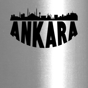 Ankara Turkey Cityscape Skyline - Travel Mug
