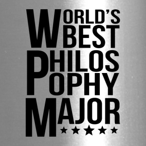 World's Best Philosophy Major - Travel Mug
