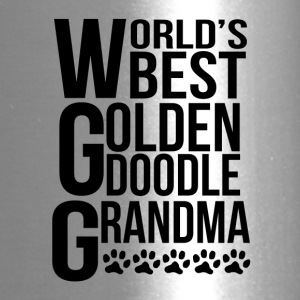 World's Best Goldendoodle Grandma - Travel Mug