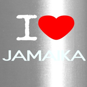 I LOVE JAMAIKA - Travel Mug