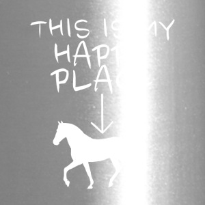 Happy Place Horse Riding - Travel Mug
