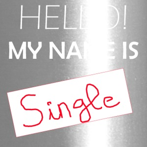 My Name is SINGLE - Travel Mug