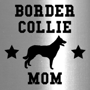Border Collie Mom - Travel Mug
