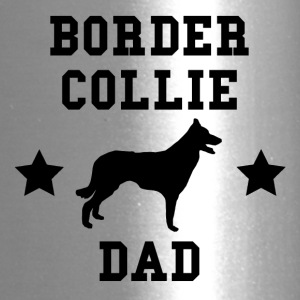 Border Collie Dad - Travel Mug