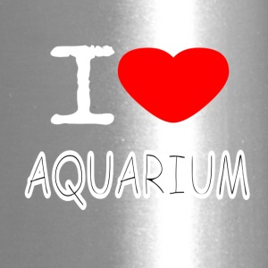 I LOVE AQUARIUM - Travel Mug