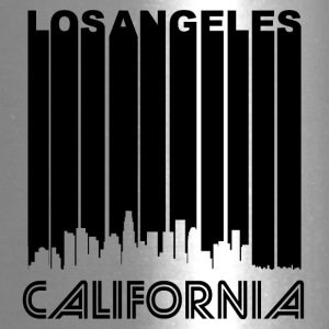 Retro Los Angeles Skyline - Travel Mug