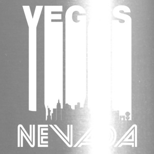Retro Vegas Skyline - Travel Mug
