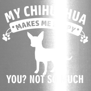 Funny Chihuahua designs - Travel Mug