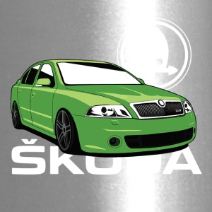 Skoda octavia green stance - Travel Mug