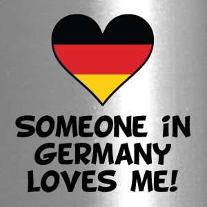 Someone In Germany Loves Me - Travel Mug