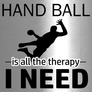 Hand Ball is my therapy - Travel Mug