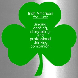 Irish American for Hire - Travel Mug