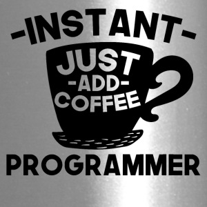 Instant Computer Programmer Just Add Coffee - Travel Mug