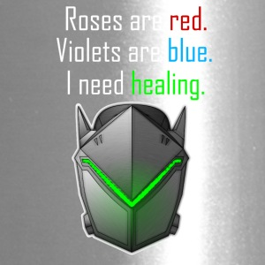 Genji I need healing - Travel Mug