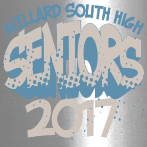 Millard South High 2017 - Travel Mug