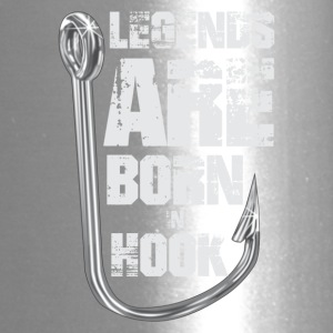 Legends Are Born in HOOK - Travel Mug