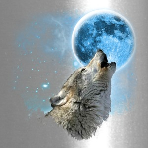 Silver Wolfs Skylight - Travel Mug