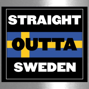 Straight Outta Sweden - Travel Mug