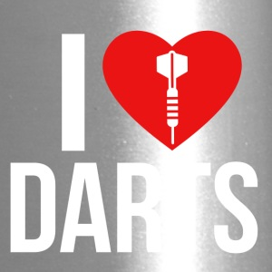 I LOVE DARTS - Travel Mug