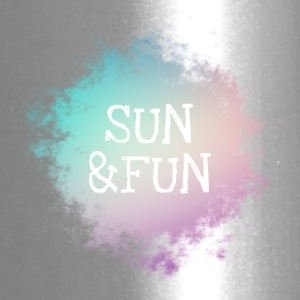 Sun And Fun Summer Holiday Pastel Trendy - Travel Mug