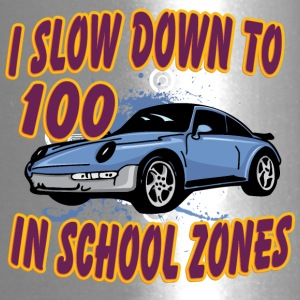 I_slow_down_to_100_in_school_zones - Travel Mug
