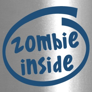 zombie inside (1840C) - Travel Mug