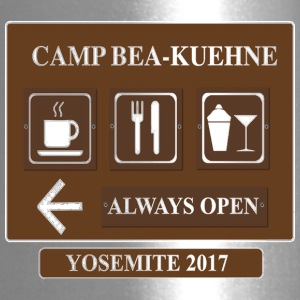 2017 Camp Bea Kuehne - Travel Mug