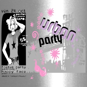 urban party - Travel Mug
