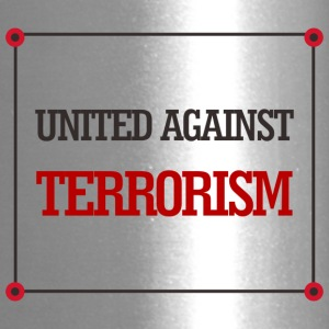 United against terrorism - Travel Mug
