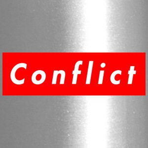 conflict bogo - Travel Mug