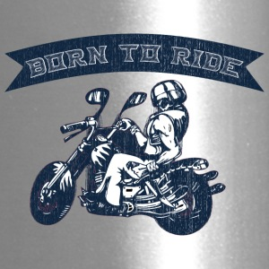BURN_TO_RIDE_2 - Travel Mug