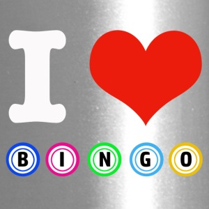 I love Bingo designs - Travel Mug