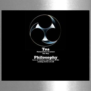 Toa Philosophy - Travel Mug