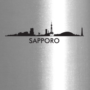 Sapporo Japan Skyline - Travel Mug