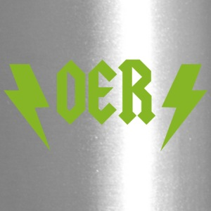 OER Rocks (Green) - Travel Mug