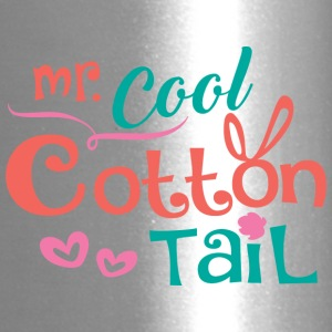 MrCoolCottonTail - Travel Mug