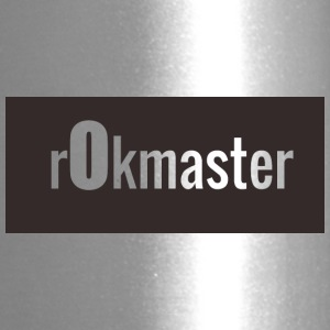 rOkmaster logo - Travel Mug