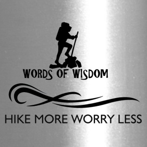 Hike More Worry Less - Travel Mug