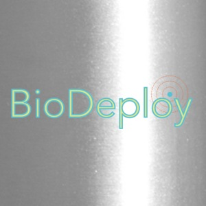 BioDeploy Logo Green Light - Travel Mug