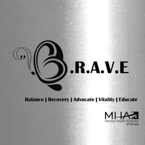Be Brave1 - Travel Mug