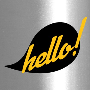Hello - Travel Mug