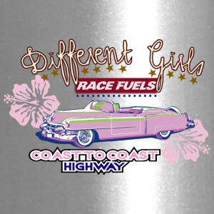 DIFFERENT GIRLs - Travel Mug