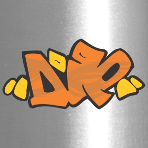 die_graffiti - Travel Mug