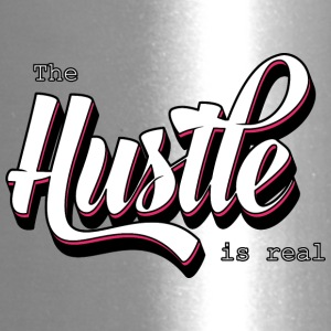The Hustle is real - Travel Mug