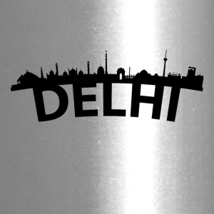 Arc Skyline Of Delhi India - Travel Mug