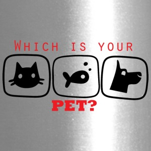 Which is you Pet - Travel Mug